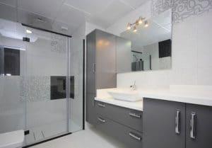 salle de bain réalisée par un plombier sur Puteaux