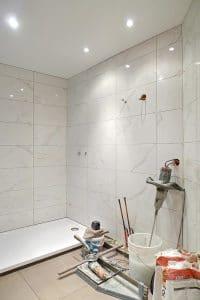salle de bain sur Ermont en cours