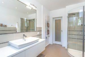Salle de bains sur Saint Maur des Fossés